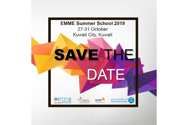 Euro-Mediterranean and Middle East Summer School for Science Communication