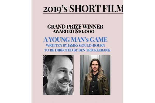 2019 Short Film Fund Winners & Top 5 Finalists!