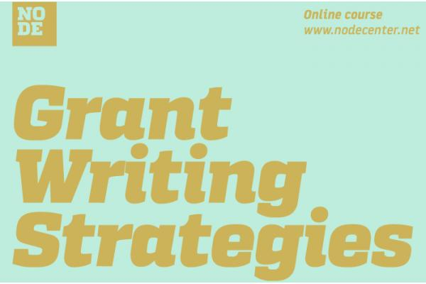 Grant Writing Strategies