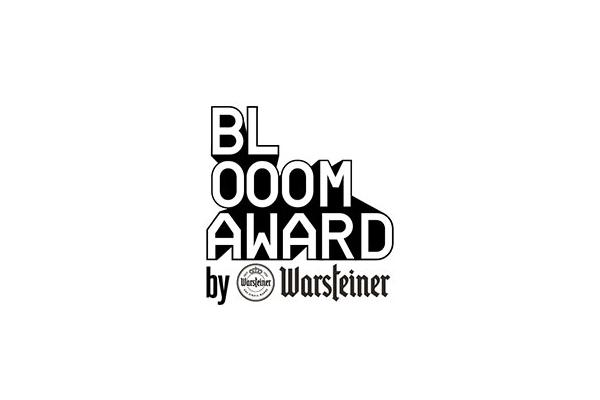 Blooom Award by Warsteiner