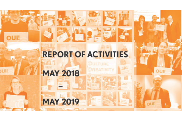 FEP report of activities 2018-2019