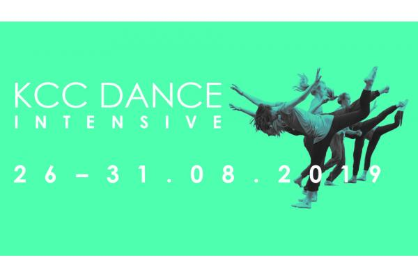 Krakow Choreographic Centre Dance Intensive