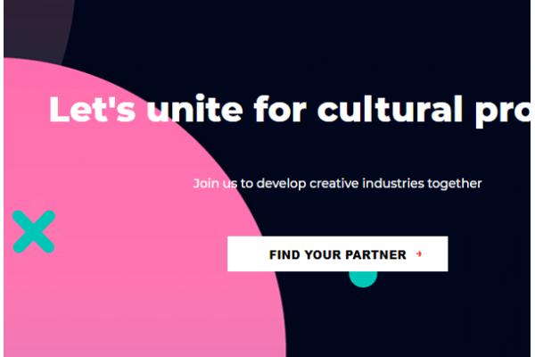UAculture - find partners in Ukraine. #SupportedbyUCF