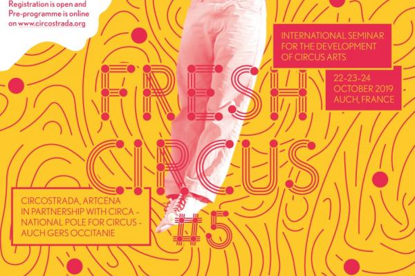 REGISTRATION TO FRESH CIRCUS#5
