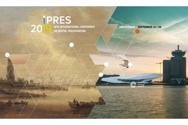 iPRES 2019 – Eye on the Horizon