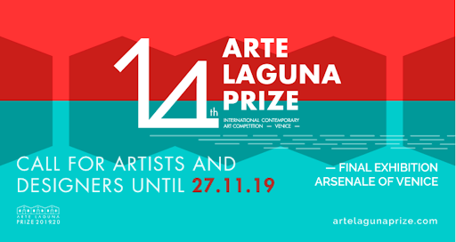 CALL FOR ARTISTS AND DESIGNERS: 14TH ARTE LAGUNA PRIZE