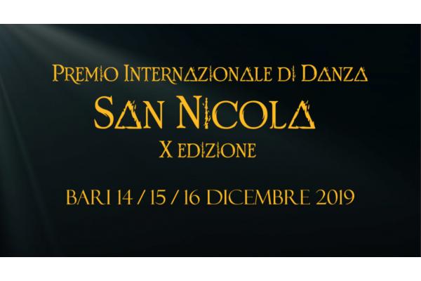 INTERNATIONAL DANCE COMPETITION SAN NICOLA