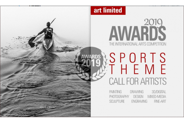 Art Limited Awards 2019 « Sport » competition