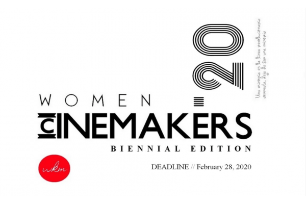 OPEN CALL for International Cinemakers and Videoartists