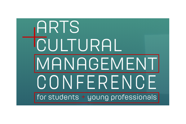 ARTS + CULTURAL Management Conference. January 2020