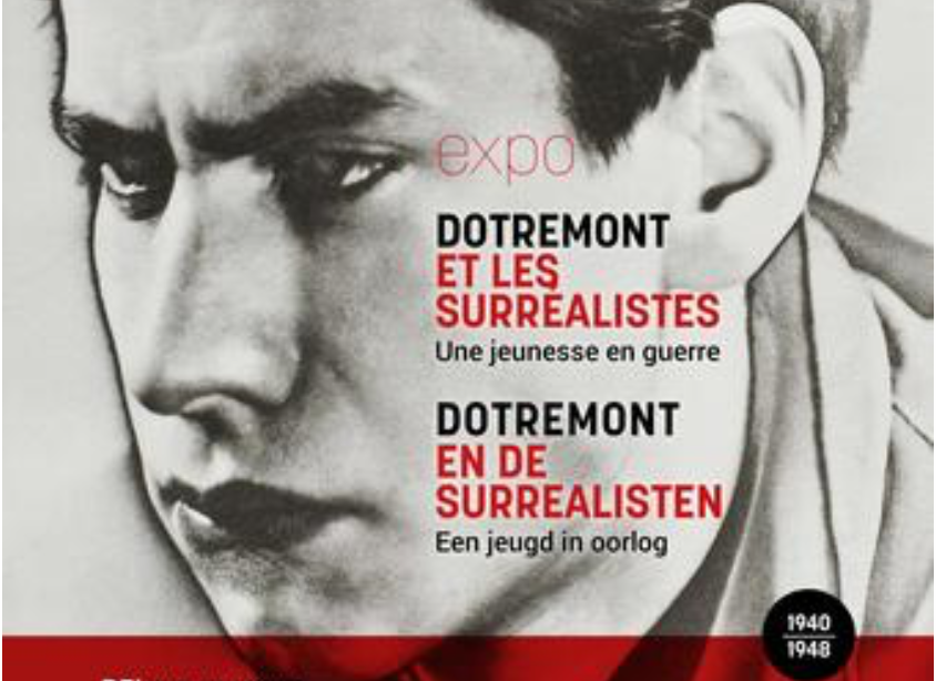 Dotremont and the Surrealists - A YOUNG MAN IN WARTIME (1940-1948)