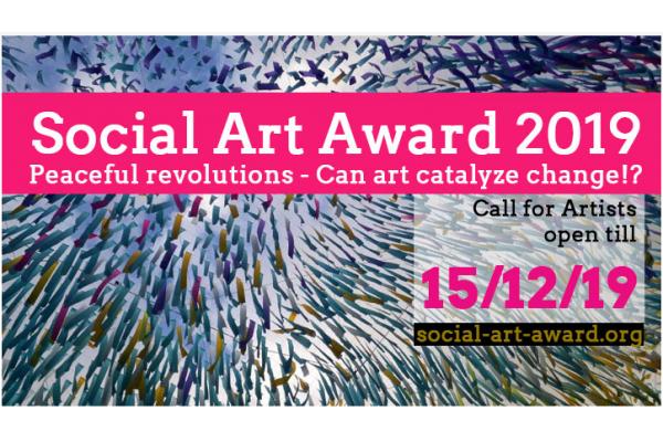 The Social Art Award 2019