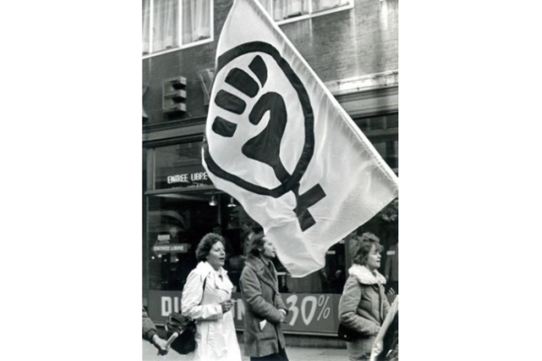 1970: Feminism on the streets