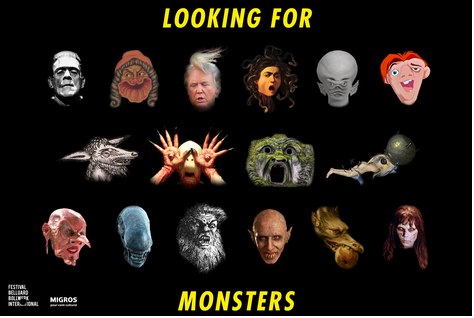 Looking for monsters - Call 2020