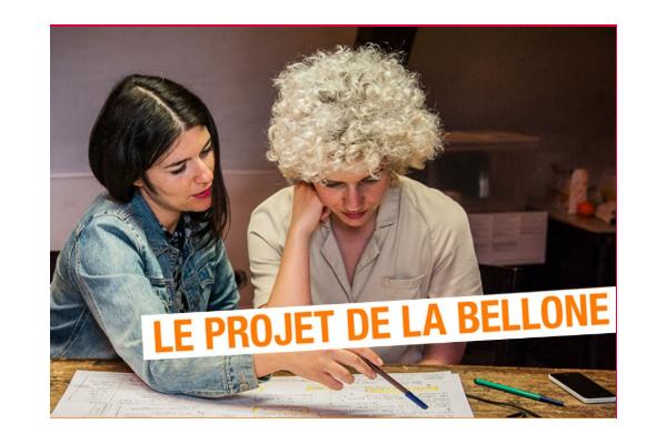 Appel à projet / résidence d'écriture La Bellone