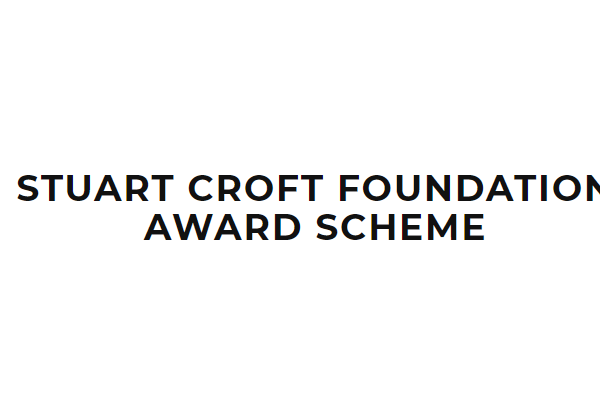 2019 Stuart Croft Foundation Awards - Moving Image/Curation/Education