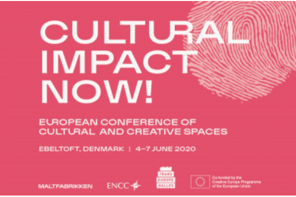 """Conference """"Cultural Impact Now!"""": Early bird registration is open"""