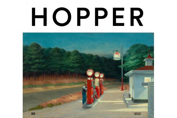 Exhibition: EDWARD HOPPER at the Fondation Beyeler in Basel