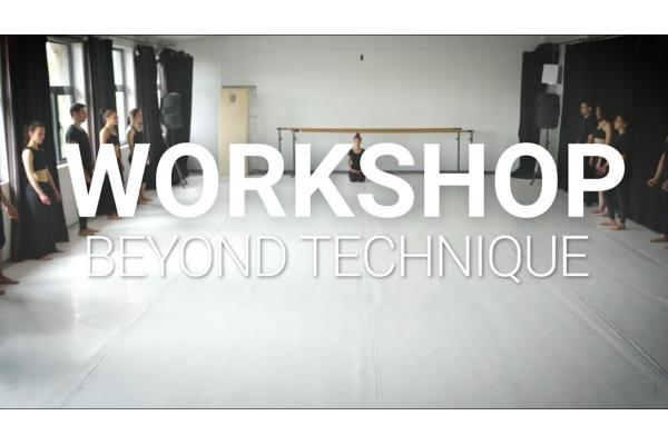 Dance Workshop: Beyond Technique