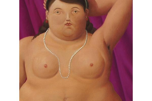 Botero in mostra a Roma
