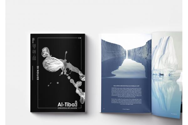 Al-Tiba9 Art MAgazine ORIGINAL Issue | OPEN CALL