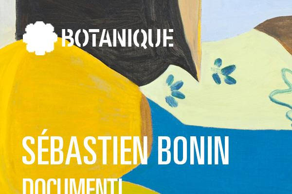 Sébastien Bonin - DOCUMENTI