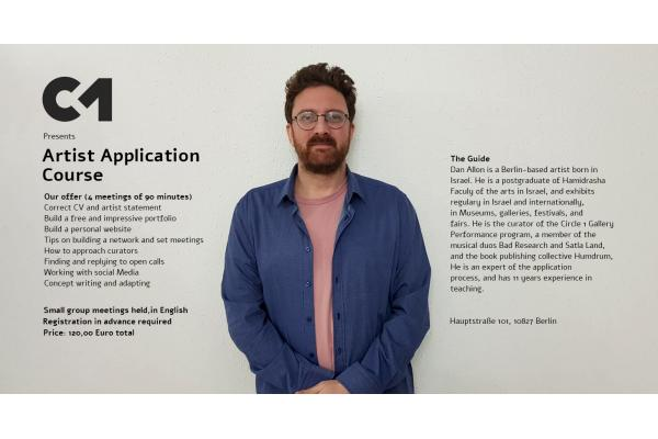 Artist application course