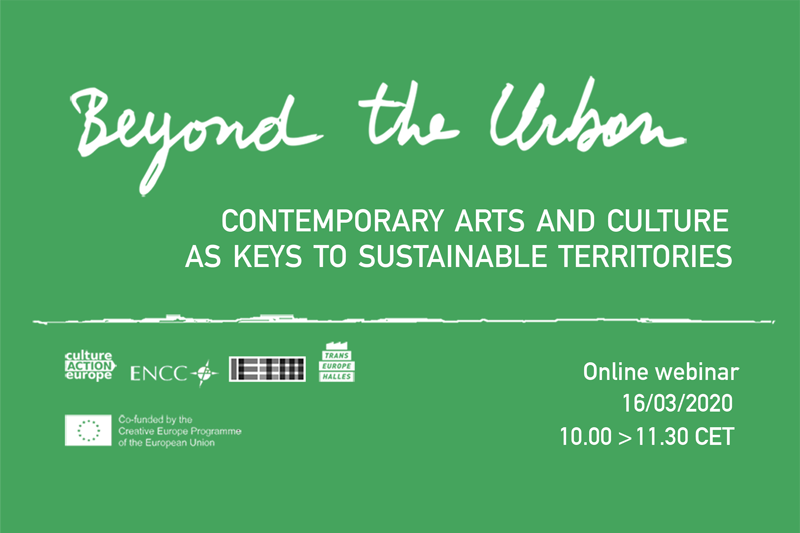 'Beyond the urban' policy paper is out!