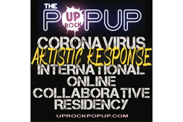 International online collaborative residency at The Uprock Popup
