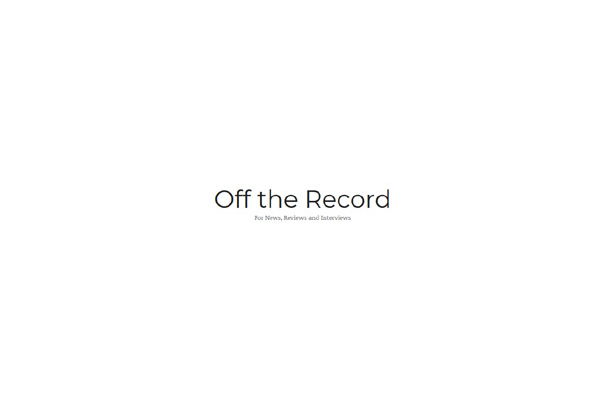 OFF THE RECORD: looking for contributors