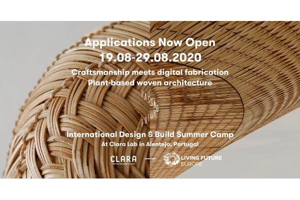 Craftsmanship meets Digital Fabrication Design & Build Summer Camp