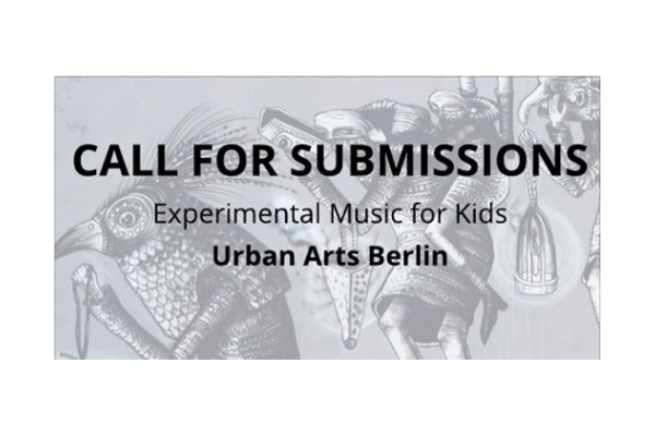 Call for Submissions: Experimental music for kids