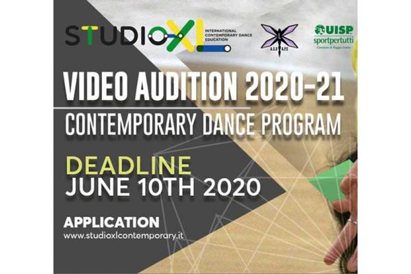 Opportunity for Dancers: Video Audition Studio XL