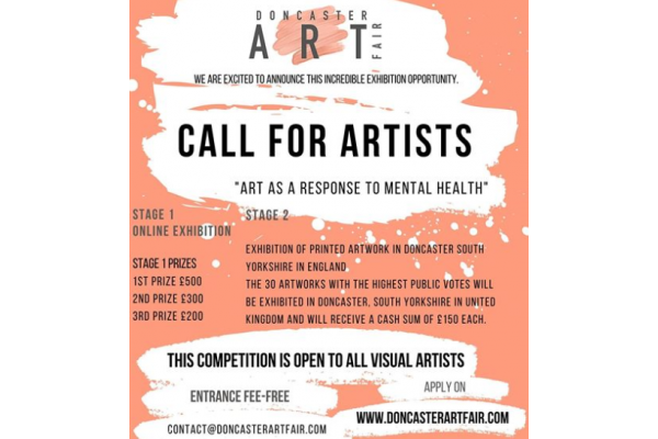 Call for Artists: Art As a Response to Mental Health