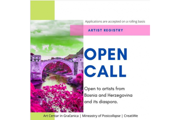 BiH Open Call