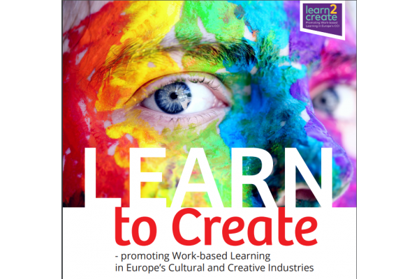 LEARN to Create - promoting Work-based Learning in Europe's CCI