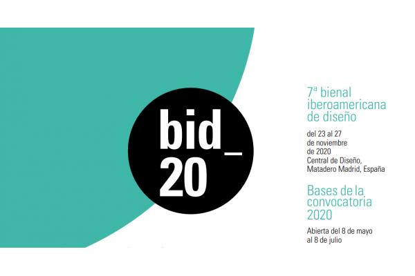 Bienal Iberoamericana de Diseño (BID20)