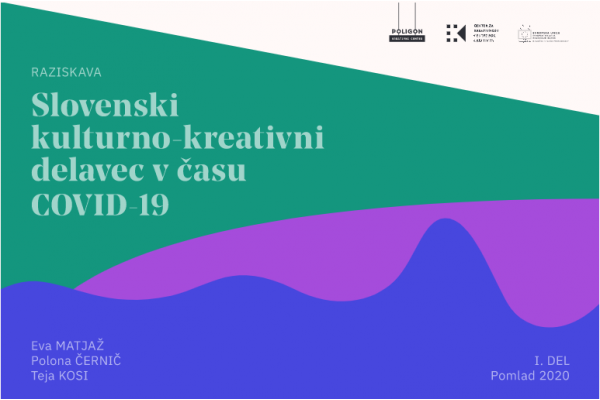 Research: Slovenian Cultural and Creative Worker in Times of COVID-19