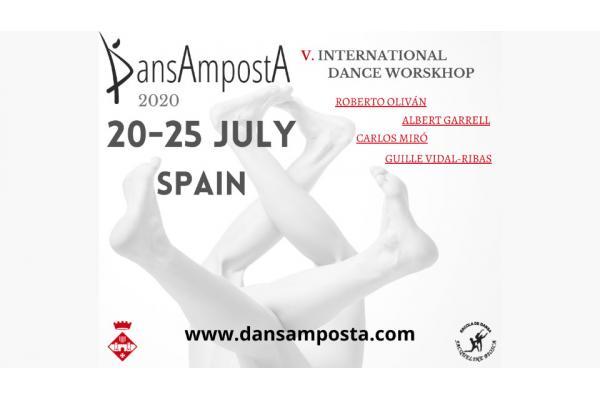 International Dance Workshop DansAmpostA 2020