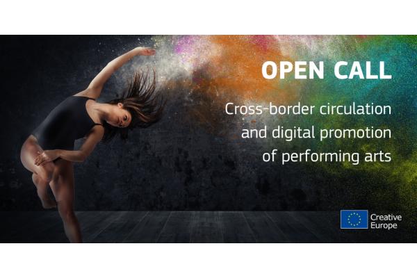 Cross border circulation and digital promotion of performing arts