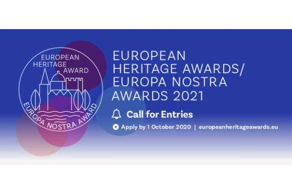 Europa Nostra Awards 2021 - European Heritage Awards