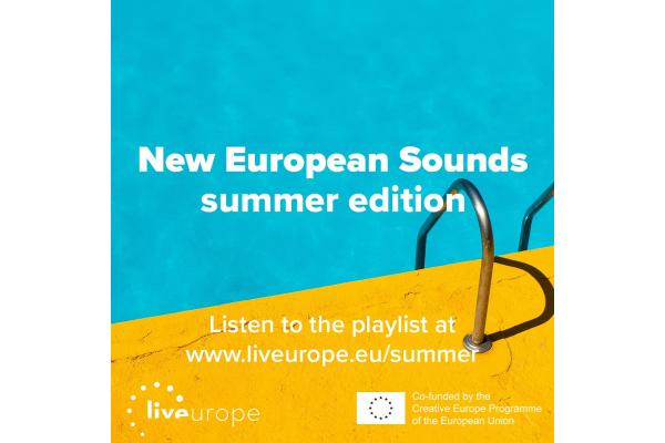 Liveurope #MusicMovesEurope