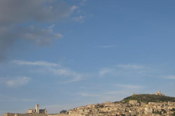 WRITING AND CREATIVITY IN ASSISI, UNESCO WORLD HERITAGE SITE