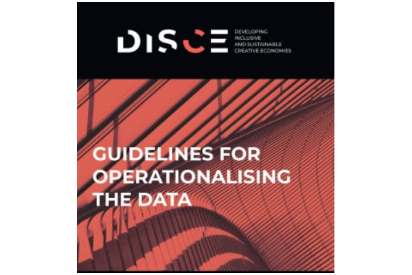 DISCE | Guidelines for operationalising the data