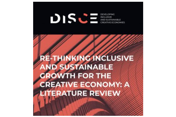 DISCE | Rethinking sustainable growth for the Creative Economy: a literature review
