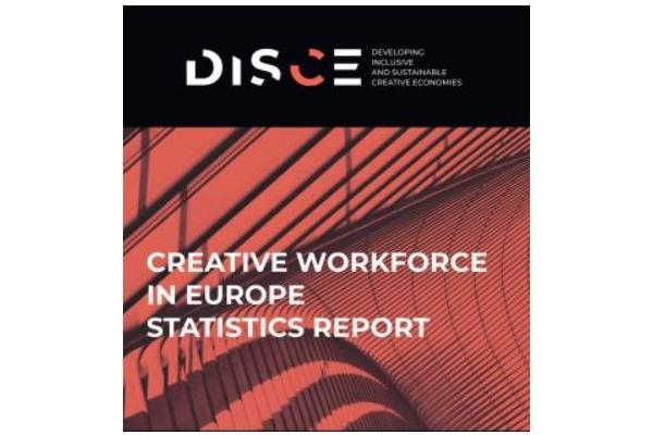 DISCE | Creative workforce in Europe statistics report
