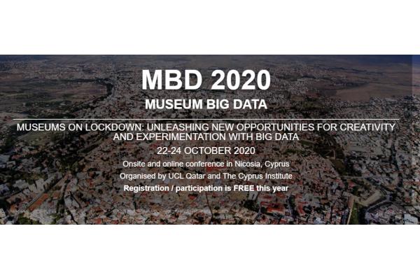 Museum Big Data 2020
