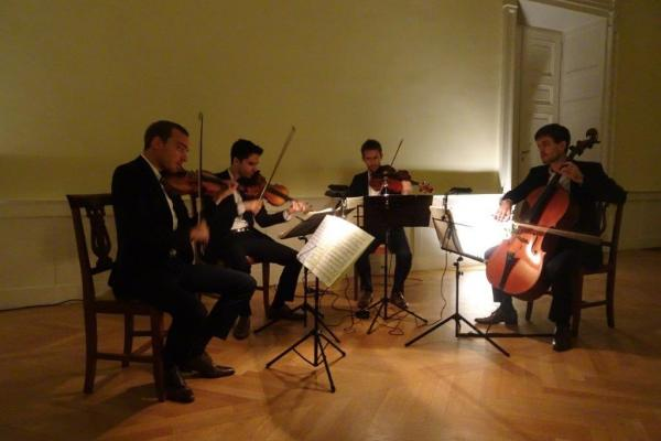 "The European String Quartet Festival ""Quartettissimo"""