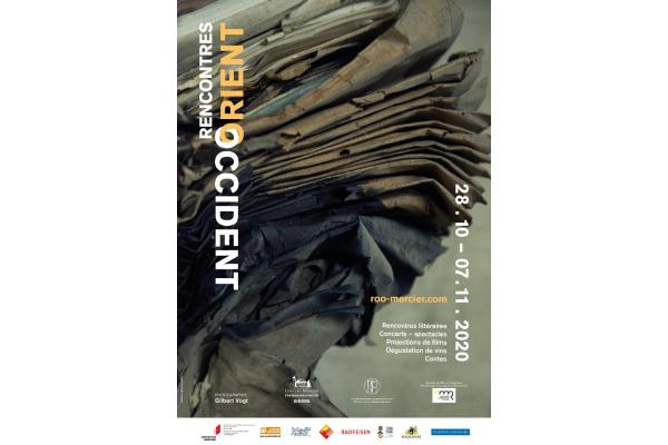 9th Edition of the Rencontres Orient Occident at Château Mercier
