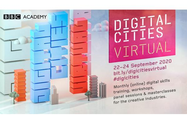 Digital Cities Virtual: 22 - 24 September 2020